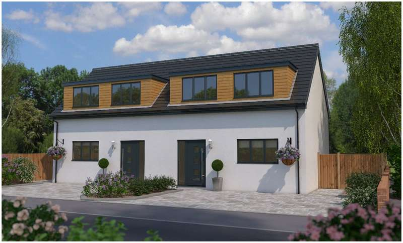 2 Bedrooms Semi Detached House for sale in Hawthorn Road, Southampton, Hampshire, SO17