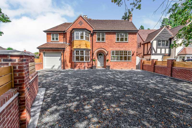 5 Bedrooms Detached House for sale in Long Knowle Lane, Wolverhampton, West Midlands, WV11