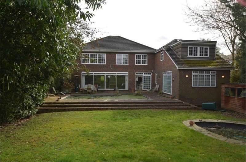 5 Bedrooms Detached House for sale in Grantham Close, Stanmore