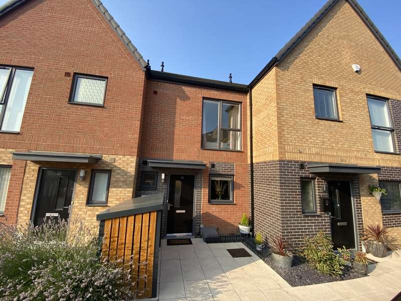 2 Bedrooms Terraced House for sale in Winscar Road, Doncaster, West Yorkshire, DN4
