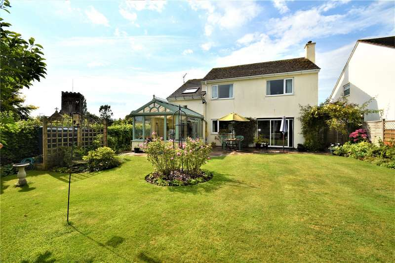 4 Bedrooms Detached House for sale in Forge Lane, Butterleigh, Devon, EX15