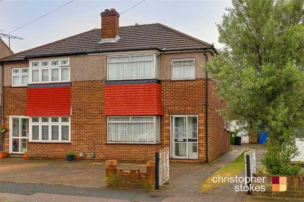 3 Bedrooms Semi Detached House for sale in Edinburgh Crescent, Waltham Cross, Hertfordshire