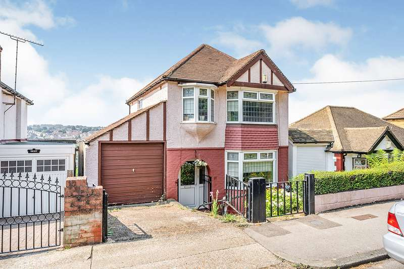 3 Bedrooms Detached House for sale in Longhill Avenue, Chatham, Kent, ME5