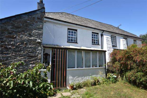 3 Bedrooms Semi Detached House for sale in Todsworthy House, Albaston, Gunnislake, Cornwall