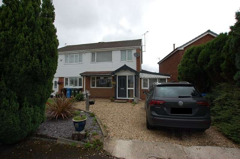 4 Bedrooms Semi Detached House for sale in Alder Close, Ashton-Under-Lyne, OL6