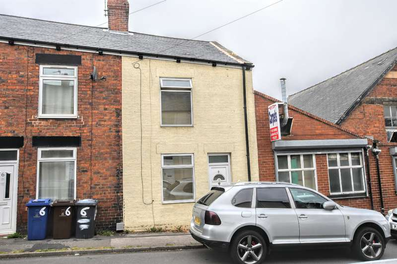 2 Bedrooms Terraced House for sale in New Street, Royston, Barnsley, S71 4RB