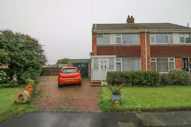 3 Bedrooms Semi Detached House for sale in Oldbury Place, Thornton-Cleveleys, FY5