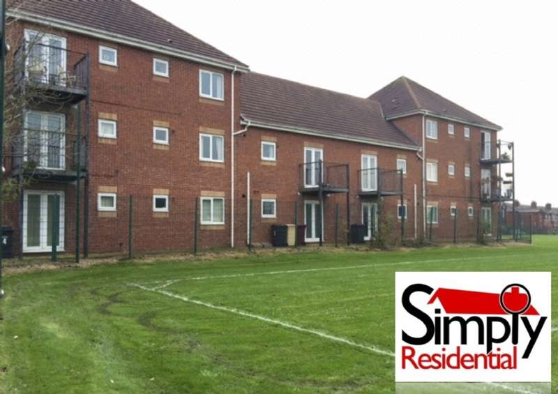 2 Bedrooms Apartment Flat for sale in Hart House HallithWood Lane Tonge Moor Bolton