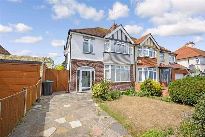 3 Bedrooms Semi Detached House for sale in Northumberland Avenue, Margate, Kent