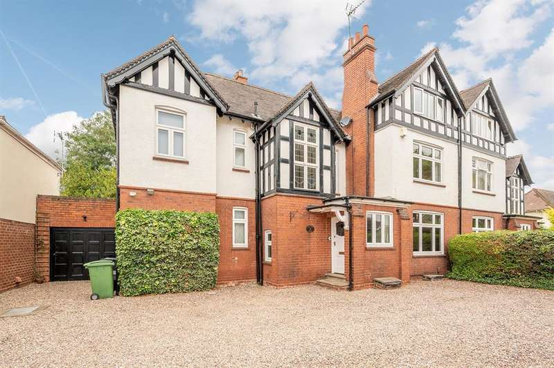 6 Bedrooms Semi Detached House for sale in Red Hill, Stourbridge, DY8 1ND