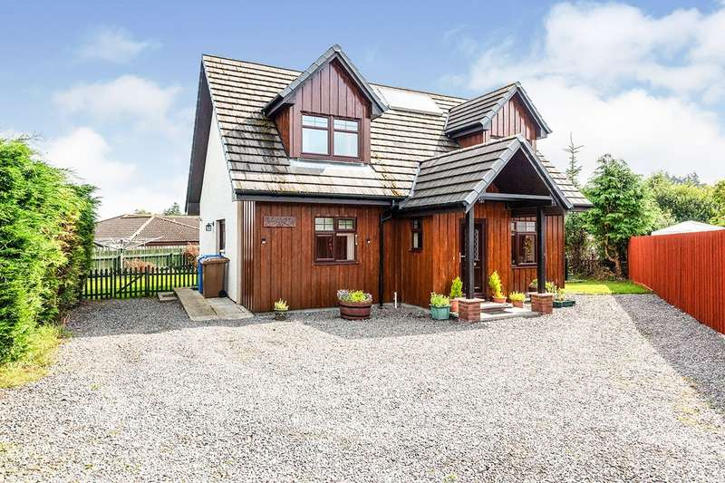4 Bedrooms Detached House for sale in Resaurie, Inverness, IV2