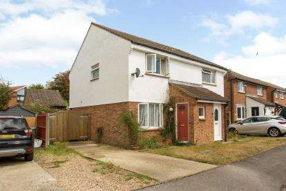2 Bedrooms Semi Detached House for sale in Titchfield Common, Fareham, Hampshire