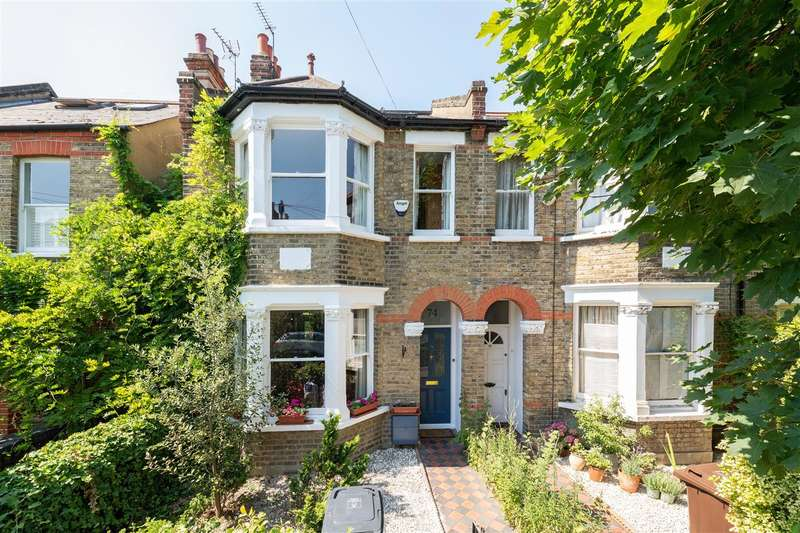 4 Bedrooms Terraced House for rent in Hamilton Road, Wimbledon, London