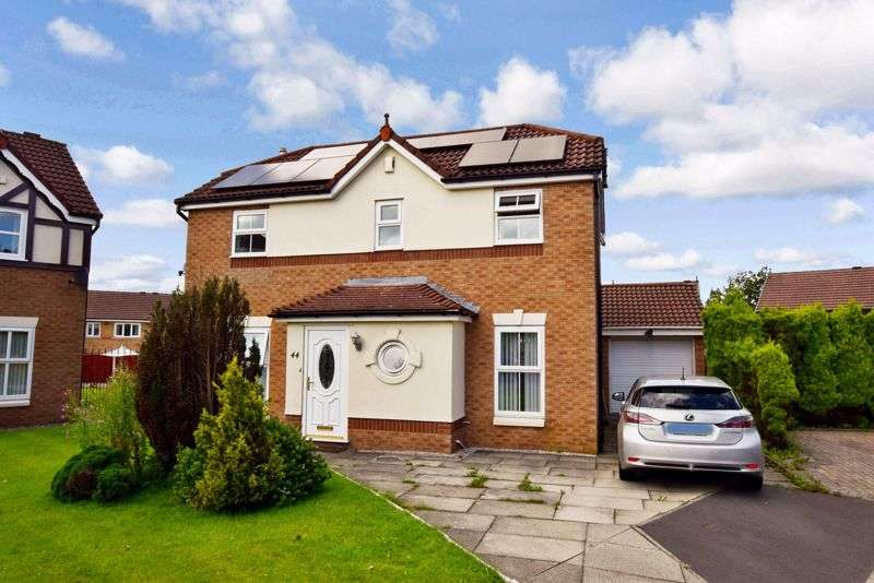 3 Bedrooms Property for sale in Winterfield Drive, Middle Hulton