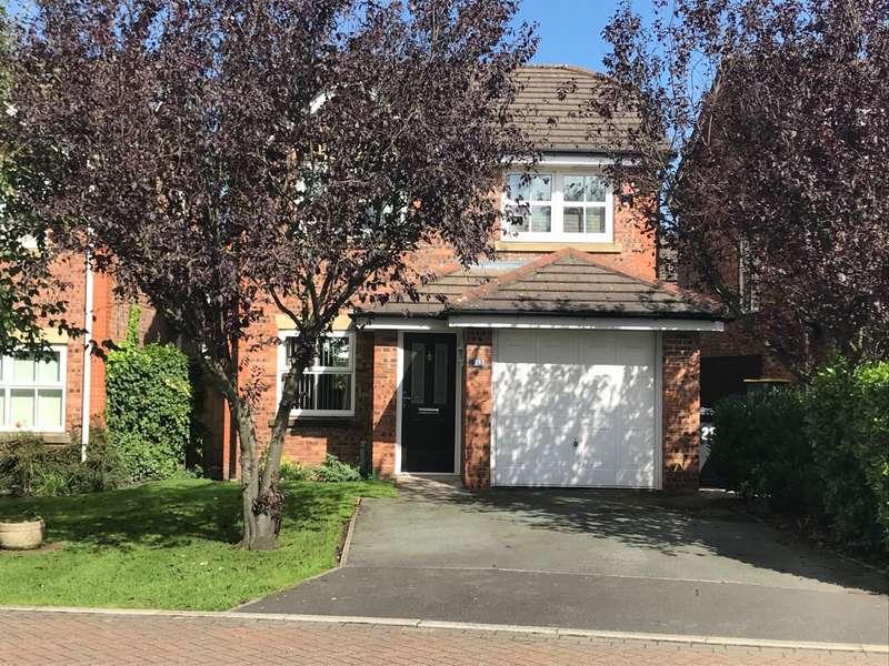 3 Bedrooms Detached House for sale in Dever Avenue, Leyland, Lancashire, PR25