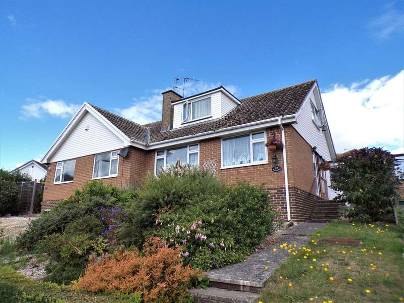 3 Bedrooms Semi Detached Bungalow for sale in Homer Lane, Seaton