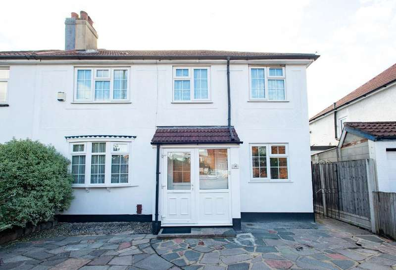 5 Bedrooms Semi Detached House for sale in Goodmead Road, Orpington, BR6 0HX