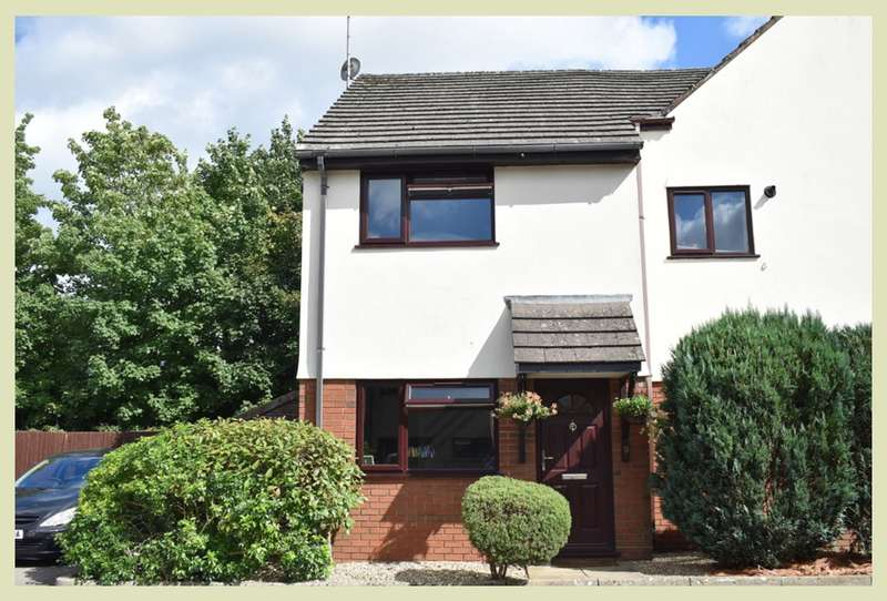 2 Bedrooms End Of Terrace House for sale in Wincanton, Somerset, BA9