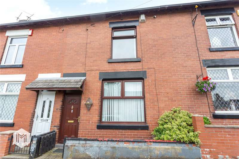 3 Bedrooms Terraced House for sale in Raimond Street, Bolton, Greater Manchester, BL1