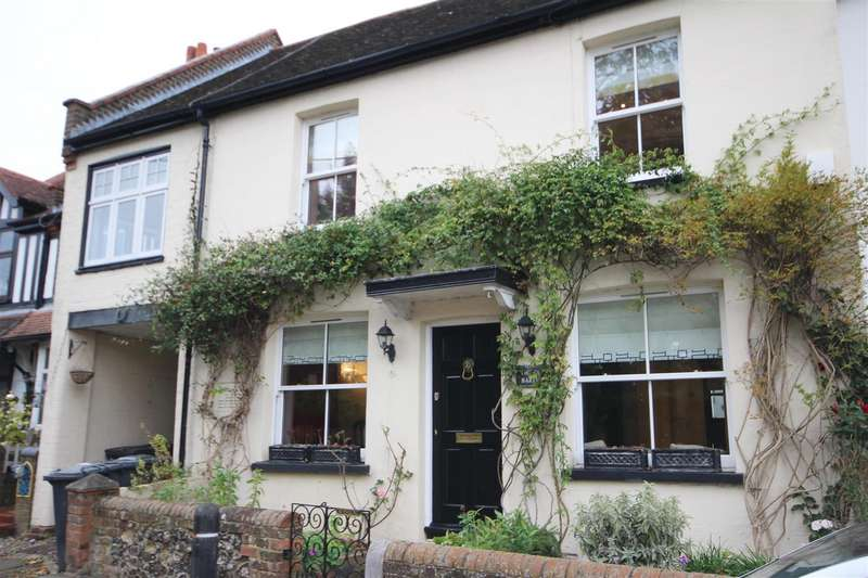 4 Bedrooms Terraced House for sale in Grange Lane, Letchmore Heath, Watford