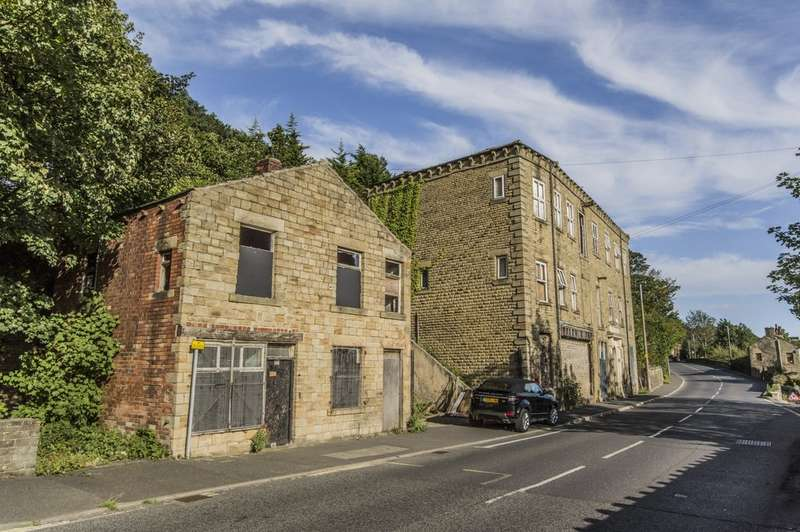 Land Commercial for sale in High Road, Earlsheaton, West Yorkshire