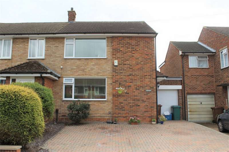 3 Bedrooms Semi Detached House for sale in Sandown Drive, Rainham, Gillingham, Kent