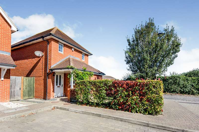3 Bedrooms Detached House for sale in Wallis Court, Reculver, Herne Bay, Kent, CT6