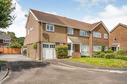 4 Bedrooms Semi Detached House for sale in Dibden Purlieu, Southampton, Hampshire