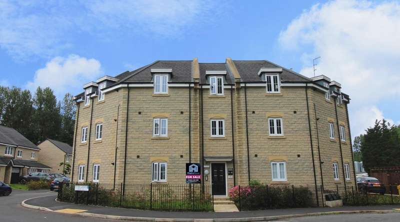 2 Bedrooms Apartment Flat for sale in Pottery Gardens, Lancaster