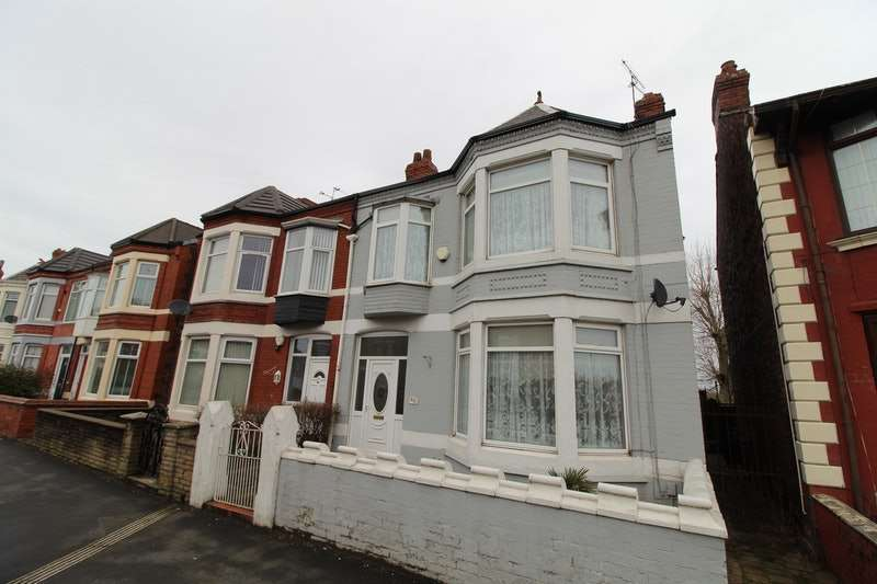 5 Bedrooms Semi Detached House for sale in Queens Drive, Liverpool, Merseyside, L4
