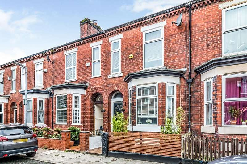 3 Bedrooms House for sale in Church Avenue, Salford, Greater Manchester, M6