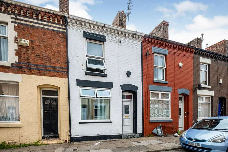 4 Bedrooms House for sale in Andrew Street, Liverpool, Merseyside, L4