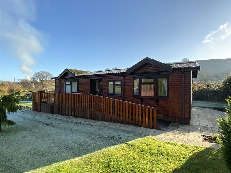 2 Bedrooms Detached House for sale in Oakwood Valley Lodges, Llanfair Caereinion, Welshpool, Powys, SY21 0DB