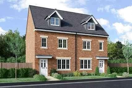 4 Bedrooms Semi Detached House for sale in Blackfield Green, Warton, Preston, PR4
