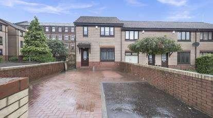 3 Bedrooms End Of Terrace House for sale in Anson Street, Bridgeton, Glasgow, Lanarkshire