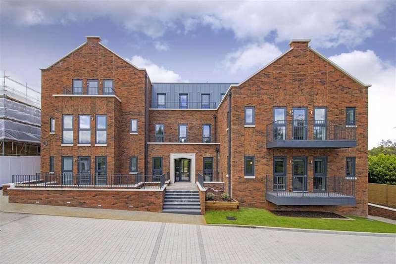 2 Bedrooms Apartment Flat for sale in The Chapters, Watford Road, Radlett, Hertfordshire