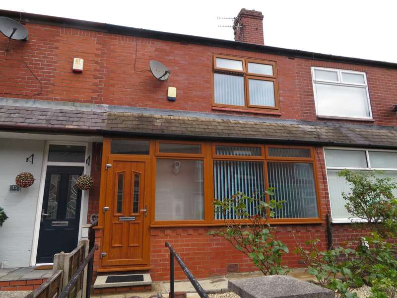 2 Bedrooms Terraced House for sale in Seville Street, Royton