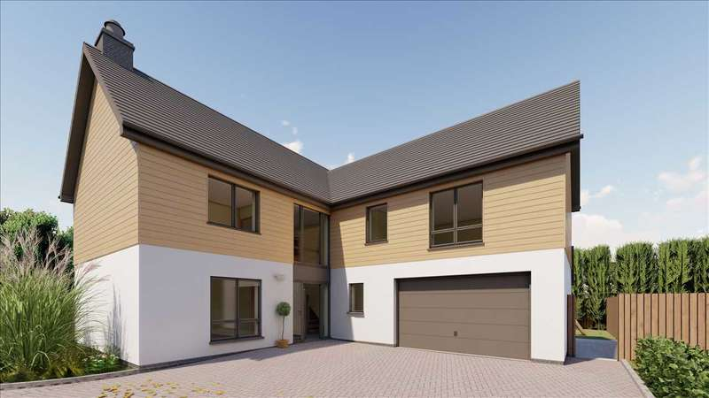 4 Bedrooms Detached House for sale in High Beech, Hayway, Rushden, NN10 6AG