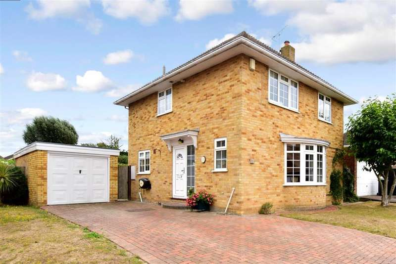 4 Bedrooms Detached House for sale in Birkdale Gardens, , Herne Bay, Kent
