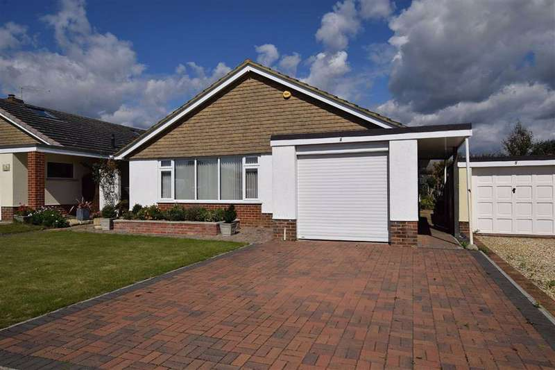 2 Bedrooms Detached Bungalow for sale in Barton On Sea