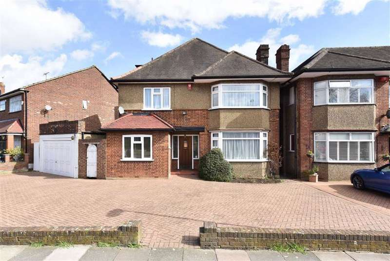 5 Bedrooms Detached House for sale in Bramley Road, London