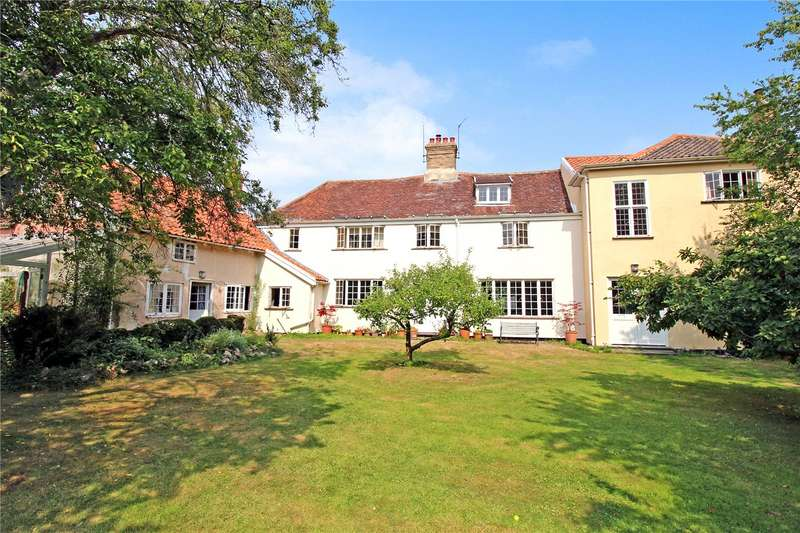 5 Bedrooms Detached House for sale in The Causeway, Middleton, Saxmundham, IP17