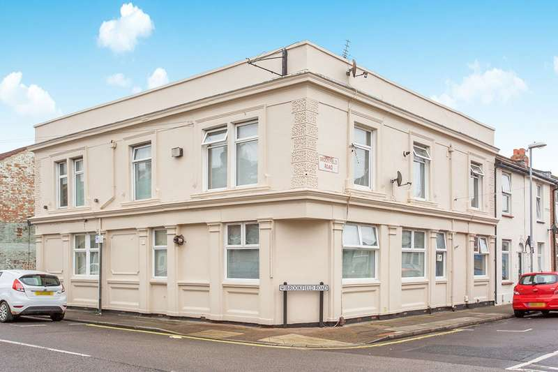 1 Bedroom Apartment Flat for sale in Lord Clive, 1-3 Brookfield Road, Portsmouth, Hampshire, PO1