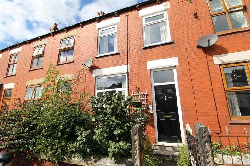 2 Bedrooms Terraced House for sale in Platt Lane, Hindley, Wigan