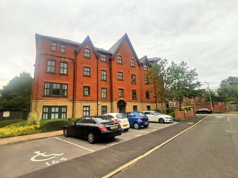 2 Bedrooms Apartment Flat for sale in Hadfield Close, Manchester, M14 5LY