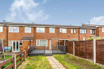 3 Bedrooms Terraced House for sale in Harrow Close, Padiham, Lancashire, BB12