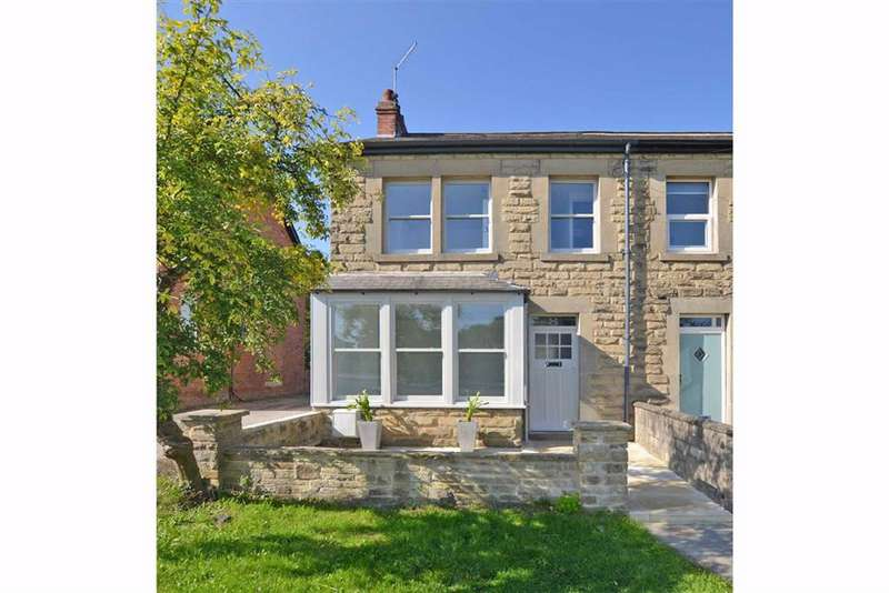 3 Bedrooms End Of Terrace House for sale in Coronation Terrace, Knaresborough, North Yorkshire