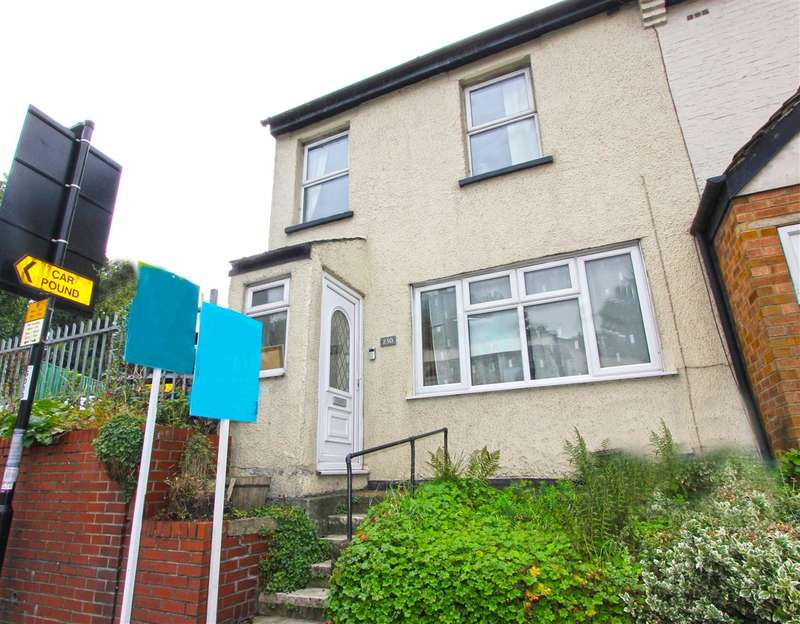3 Bedrooms End Of Terrace House for sale in Selsdon Road, South Croydon