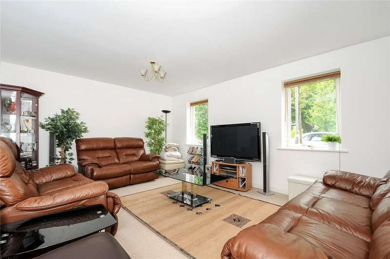 4 Bedrooms Detached House for rent in Vulcan Drive, Bracknell, Berkshire, RG12