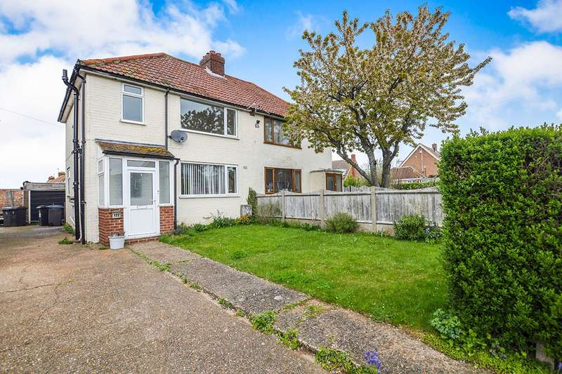 3 Bedrooms Semi Detached House for sale in Rectory Road, Deal, Kent, CT14
